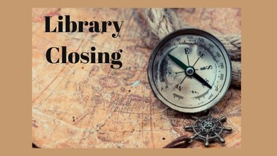 Library Closing for Columbus Day