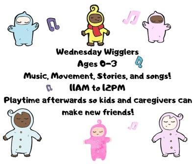 Wednesday Wigglers